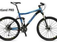 FUJI OUTLAND PRO FULL SUSPENSION MOUNTAIN BIKE SPECIAL