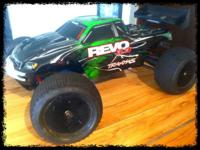 For sale is an awesome Revo. It is a Revo 3.3