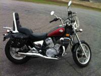 For sale is my well cared for '98 Kawasaki Vulcan. This