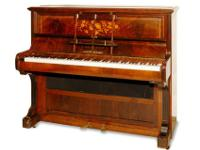 Collard and Collard English cottage piano (1880's)