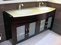 Single Sink Bathroom Vanity Set Citidecor Com For Sale