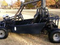 Joyner Dune Buggy-250CC. Runs perfect. Everything in