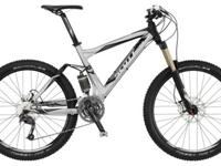I have a brand new scott genius 60 bike 2011 large
