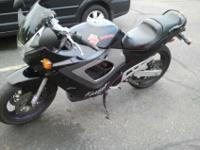I am selling my gsx 600 Katana. It comes with an