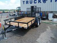 Stock 18888 Type Code UT Type Utility Trailer Year 2013