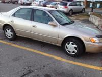 MUST SEE 1998 TOYOTA CAMRY LE V6. AUTOMATICORIGINAL