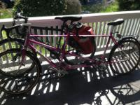 I'm looking to sell this custom rodriguez tandem.