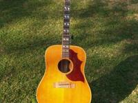Beautiful Vintage 1967 Gibson Southern Jumbo all
