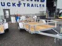 Stock 18162 Type Code UT Type Utility Trailer Year 2012