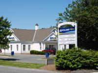 1,860 SF Office/Retail Space. Previous Rockland Trust