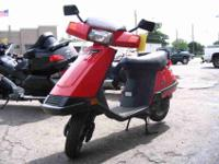 2007 Honda CH80 Elite Scooter $1899 Only 792 MilesThis