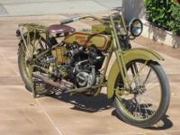 hbjj.......Very nice example of Harley Davidson's
