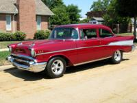 gfdtcvbyYear: 1957Exterior Color: Red Interior Color: