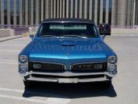 **********This 1967 Pontiac GTO Coupe features a