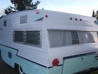 ..,,1969 super sweet Shasta. About 13' long without