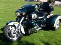 ,,,1999 Valkyrie Interstate Trike. There is nothing