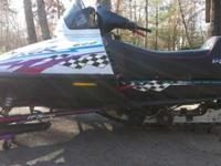 I have a never wrecked all original 1997 polaris xcr