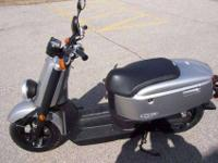 2007 YAMAHA C3 Scooter. but purchased in 2009. Rare and