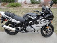 Selling my 2006 Suzuki Gs500f, I'm sad to see it go,
