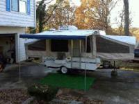 Flagstaff pop up camper for sale. Very excellent