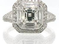 1.93ct Round Brilliant Engagement Ring Available in all