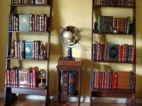 Here is a beautiful collection of Easton Press books.