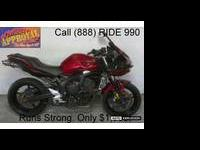 2007 used Yamaha FZ6 motorcycle for sale - only