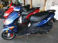 BRAND NEW1-BLUE, 1 RED IN STOCKSAVE GAS & RIDE IN