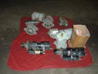 Alternators and Starters Heavy Duty Truck and Tractor -