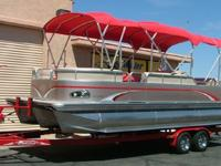 Avalon Pontoon boats are a result of total commitment