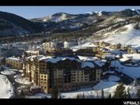 Enjoy the best location within Park City Mountain's