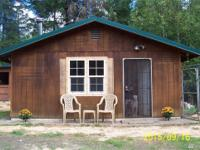 2 cabins,2 parcels, 2 septics. If privacy & Phillips