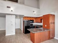 This stunning, fully remodeled loft style unit sits in