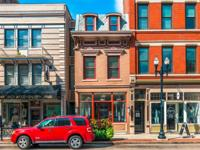 Old world charm in the heart of OTR. This condo offers