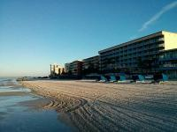 Seldom available DIRECT Gulf Front 1 BD / 1 BA ground