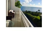 Fantastic ocean view!! Long balcony, very spacious one