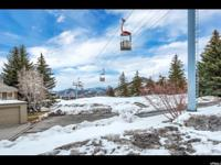 Amazing condo located at Park City Mountain Resort -