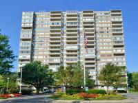 Spacious condo with enclosed balcony, Lots of storage,