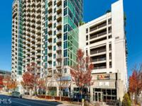 Luxury building in the heart of Buckhead. Walk out