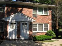 Beechwood south 1st floor end unit affords easy