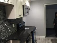 Just totally Renovated 1 Bedrm Condo with LR/KIT Conbo