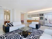 This stunning fully furnished, 1bd corner residence is