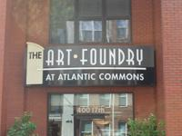 Location? Perfectly loctd close to all in Midtown. Art