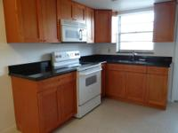 Just Renovated 1st Floor Open Plan One Bedroom, One And