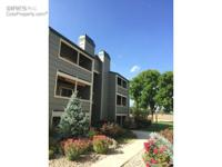 Clean and bright top floor condo in Gunbarrel. Quiet