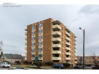 Terrific 1bed/1bath 6th floor condo directly across