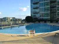 Great one bedroom with 3/4 wall on 8th floor.
