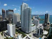 Live in the heart of Brickell and Downtown of Miami!!