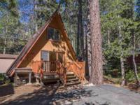 Great Donner Lake cabin in prime west end location is