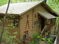 Wonderful authentic well maintained cabin set in the